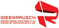 ideenrausch by Roger Riedel Logo